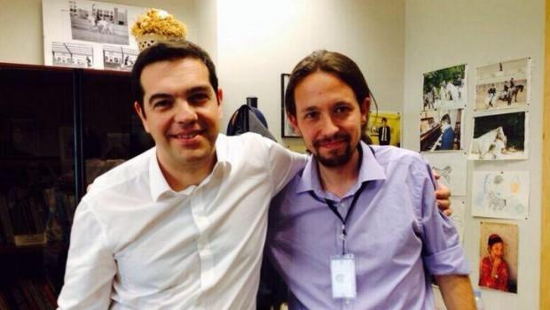 iglesias, tsipras, podemos, syriza