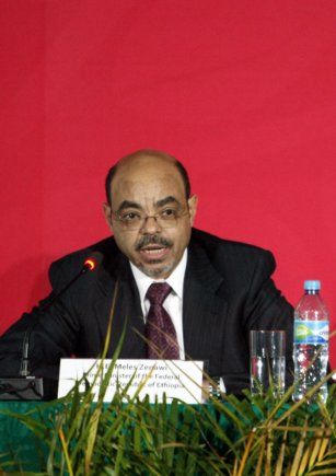 Ethiopian Prime Minister Meles Zenawi is accused of another crackdown on the opposition