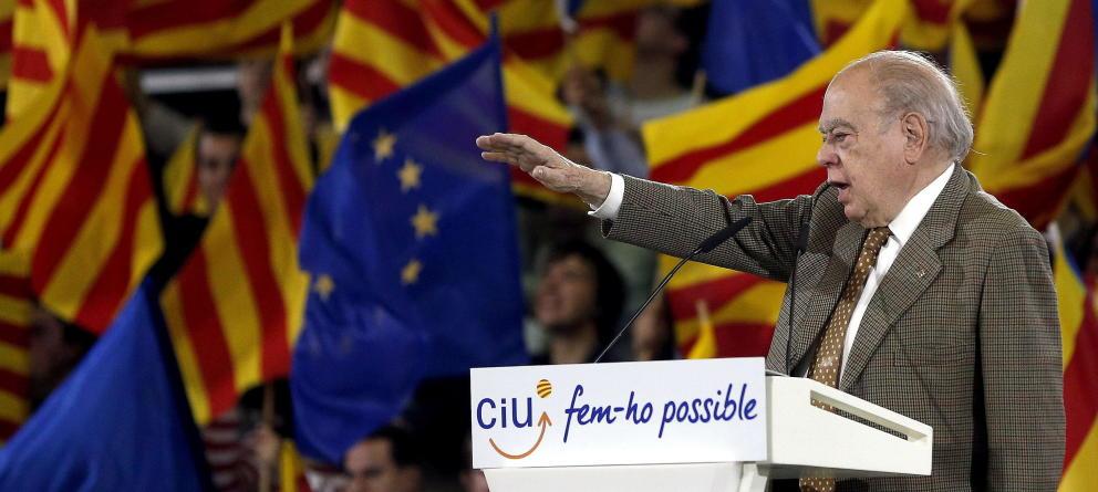 El expresidente de la Generalitat Jordi Pujol. (efe)