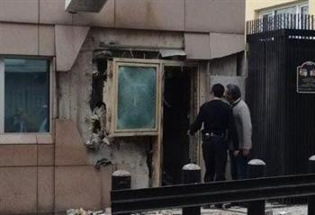 Embajada de EE.UU en Turquia Explosión en la Embajada de EE.UU. en la capital turca Ankara : 2 muertos