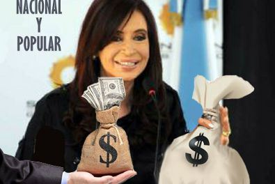 VACA MUERTA Cristina Kirchner YPF Repsol Vaca Muerta
