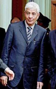 Libya Foreign Minister Moussa Koussa