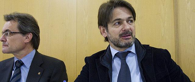 La Generalitat falsificó facturas para pagar al hombre de Oriol Pujol
