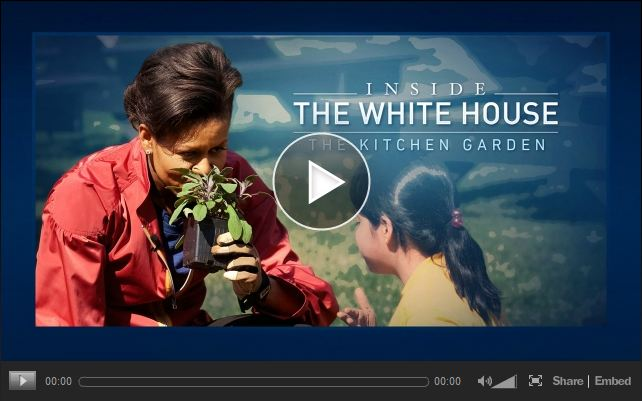 Watch Inside the White House: The Kitchen Garden