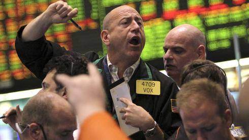 An den Finanzmärkten ist der Teufel los. Quelle: dapd