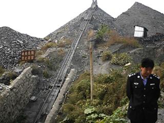 Accidente en mina china deja 26 muertos
