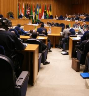 AU Peace and Security Council meeting 10 March 2011